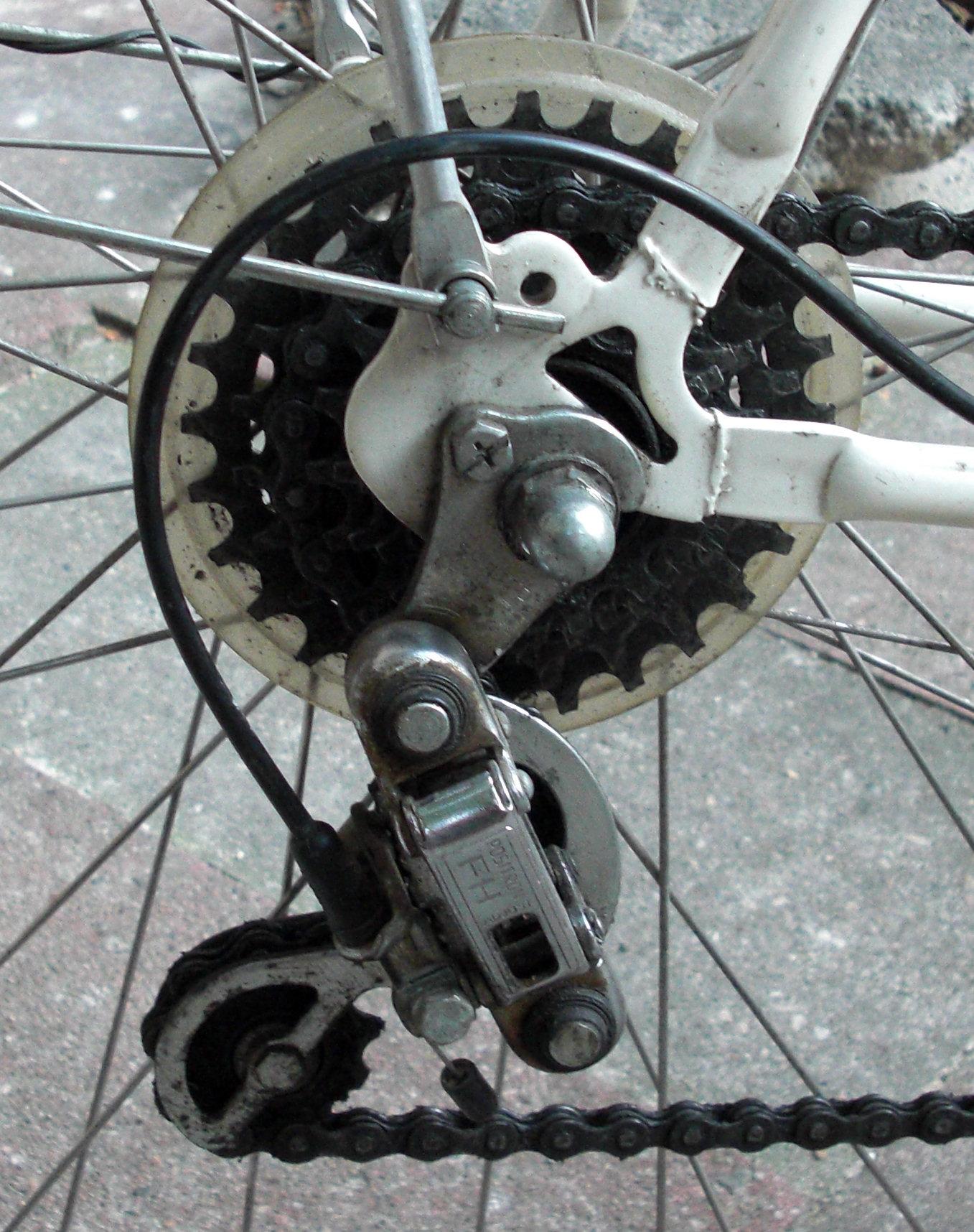 fahrrad schaltwerk